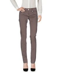 Fly Girl Casual Pants Dove Grey