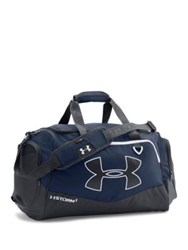 Under Armour Ua Storm Undeniable Ii Lg Duffle Bag Red