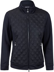 Daily Sports Course Jacket Black