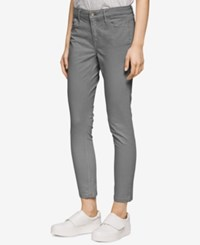 Calvin Klein Jeans Colored Ankle Skinny Monument