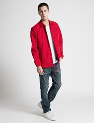 Acapulco Gold Red Coach Jacket