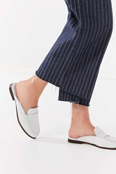 Urban Outfitters Jules Loafer Mule Cream