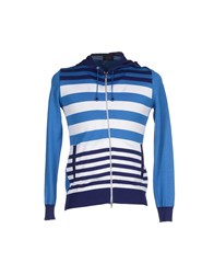 Paul And Shark Knitwear Cardigans Men Blue