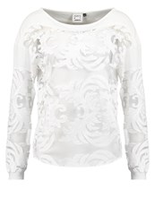 Karen By Simonsen Gypsy Blouse Snow White