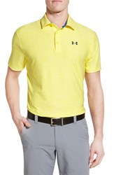 Men's Under Armour 'Playoff' Short Sleeve Polo Sunbleached