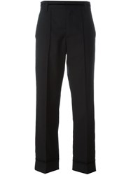 Marc Jacobs Tailored Trousers Black