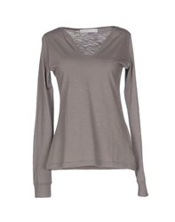 North Sails Topwear T Shirts Women Grey