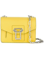 Proenza Schouler 'Hava' Crossbody Bag Yellow Orange