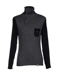 Primo Emporio Turtlenecks Black