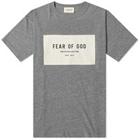 Fear Of God 6Th Collection Tee Grey