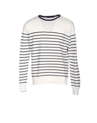 Zegna Sport Sweaters White