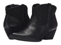 Volatile Libbylou Black Women's Pull On Boots