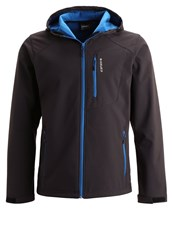 Icepeak Pent Soft Shell Jacket Grau Grey