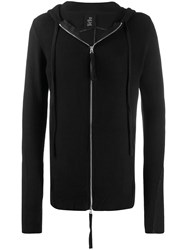 Thom Krom Zipped Up Jacket Black