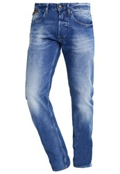 Replay Newbill Straight Leg Jeans Blue Denim
