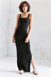 Puma Fenty By Rihanna Column Maxi Dress Black
