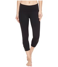 Prana Deco Crop Black Women's Casual Pants