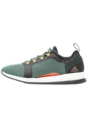 Adidas Performance Pure Boost X Tr 2 Sports Shoes Trace Green Core Black White