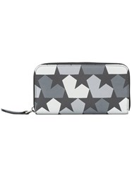 Ports 1961 Camouflage Star Wallet Black