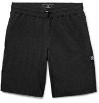 Reigning Champ Stretch Shell Shorts Black