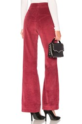 House Of Harlow X Revolve Emmy Pant Red