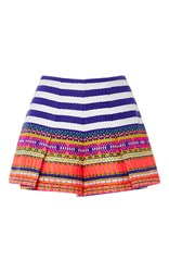 Alexis Karly Pleated Shorts Pink