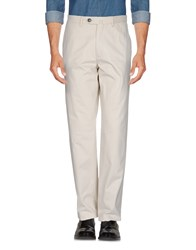 Zegna Sport Casual Pants Light Grey