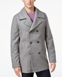 Calvin Klein Men's Maurizio Peacoat Medium Gray