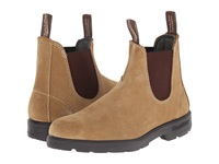 Blundstone Bl1456 Sand Suede Work Boots Tan