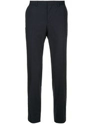 Cerruti 1881 Regular Tailored Trousers Black