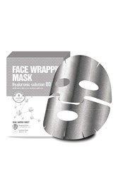 Forever 21 Berrisom Face Wrapping Mask Silver