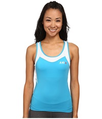 Louis Garneau Sirocco Top Atomic Blue Women's Workout