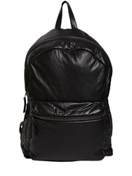 Giorgio Brato Soft Nappa Leather Backpack Black