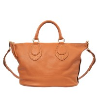 See By Chloe See By Chloe Janis Bowling Bag With Crossbody Strap