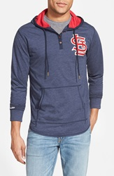Mitchell Ness 'St. Louis Cardinals Playoff Spot' Hoodie Dark Navy