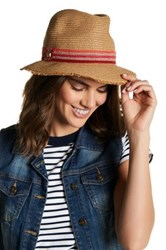 Vince Camuto Sportif Fedora Pink