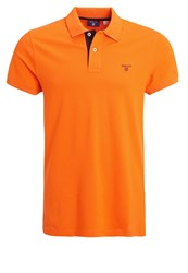Gant Polo Shirt Orange