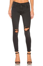 James Jeans Twiggy Ankle Blacked Out