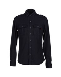 Reign Shirts Shirts Men Dark Blue