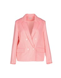 Chlotilde Suits And Jackets Blazers Women Light Purple