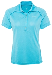 Odlo Georgia Polo Shirt Blue Atoll Light Blue