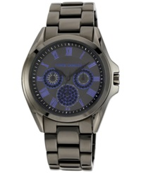 Vince Camuto Women's Stainless Steel Adjustable Bracelet Watch 42Mm Vc 5187Blgy