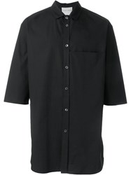 Stephan Schneider 'Chevron' Shirt Black