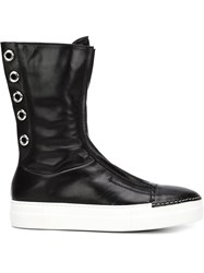 Rocco P. Mid Calf Length Boots