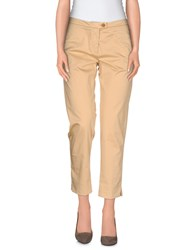Woolrich Trousers Casual Trousers Women Sand