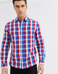 Wrangler Buffalo Check Shirt In Multi