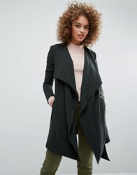Only Runa Wrap Jacket Jet Set Grey