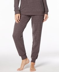 By Jennifer Moore Jogger Pajama Pants Created For Macy's Charcoal
