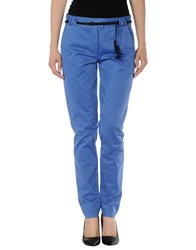 Eleven Paris Trousers Casual Trousers Women Azure