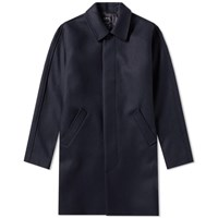 A.P.C. Auster Wool Mac Blue